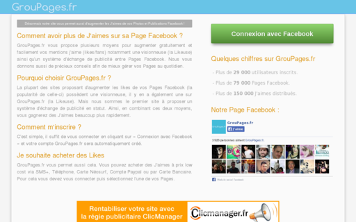 Access groupages.fr using Hola Unblocker web proxy