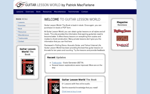 Access guitarlessonworld.com using Hola Unblocker web proxy