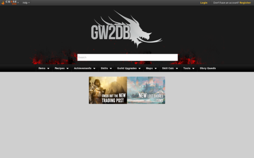 Access gw2db.com using Hola Unblocker web proxy