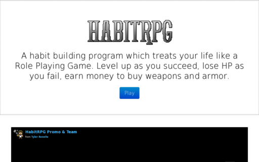 Access habitrpg.com using Hola Unblocker web proxy