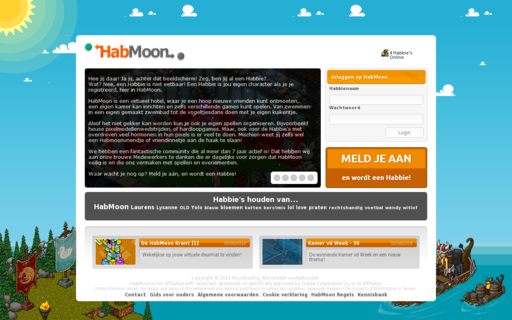 Access habmoon.nl using Hola Unblocker web proxy