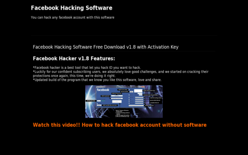Access hackersfb.org using Hola Unblocker web proxy