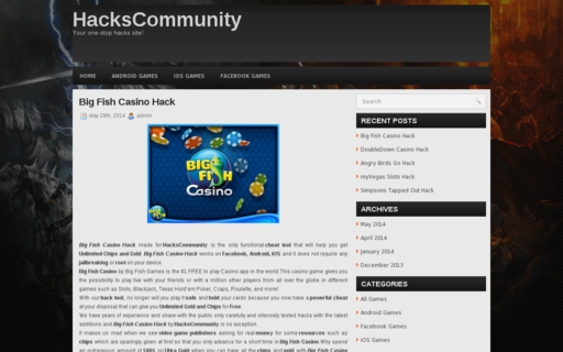 Access hackscommunity.com using Hola Unblocker web proxy