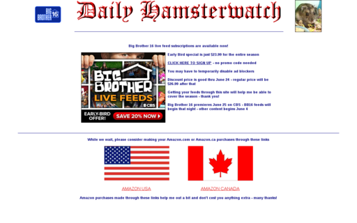 Access hamsterwatch.com using Hola Unblocker web proxy