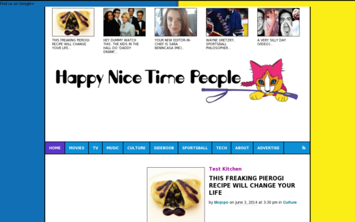 Access happynicetimepeople.com using Hola Unblocker web proxy