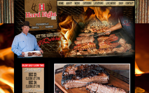 Access hardeightbbq.com using Hola Unblocker web proxy