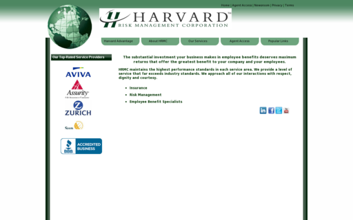 Access harvardbenefits.com using Hola Unblocker web proxy