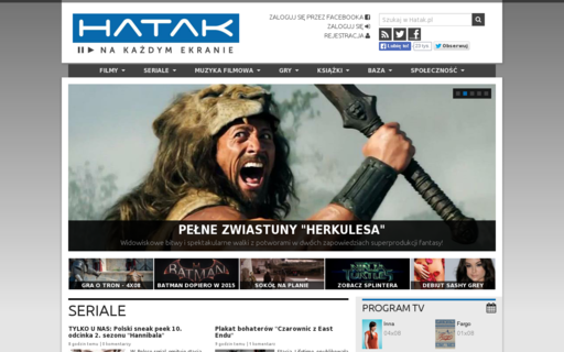 Access hatak.pl using Hola Unblocker web proxy