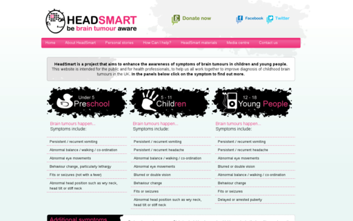 Access headsmart.org.uk using Hola Unblocker web proxy