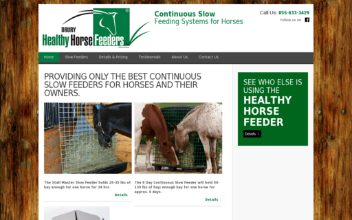 Access healthyhorsefeeders.com using Hola Unblocker web proxy