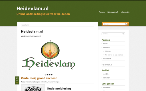 Access heidevlam.nl using Hola Unblocker web proxy