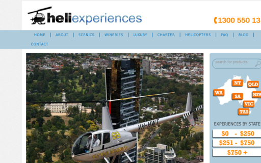 Access heliexperiences.com.au using Hola Unblocker web proxy