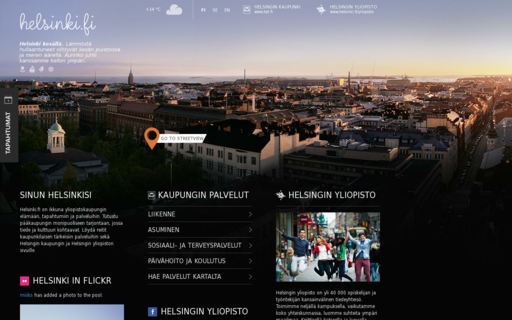 Access helsinki.fi using Hola Unblocker web proxy