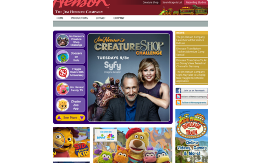 Access henson.com using Hola Unblocker web proxy