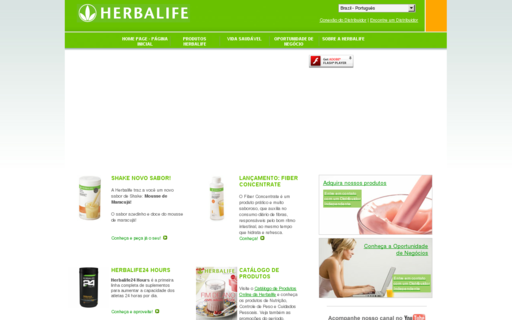 Access herbalife.com.br using Hola Unblocker web proxy