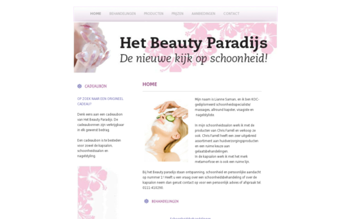 Access hetbeautyparadijs.nl using Hola Unblocker web proxy
