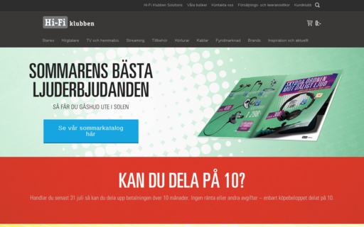Access hifiklubben.se using Hola Unblocker web proxy