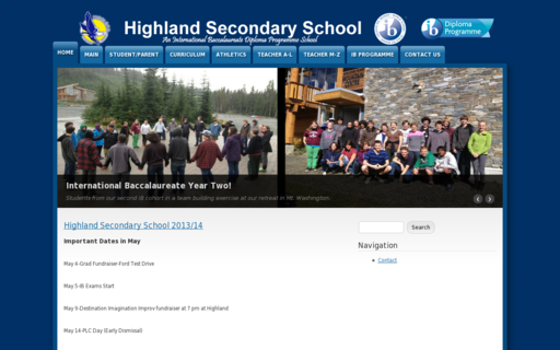 Access highlandsecondary.ca using Hola Unblocker web proxy