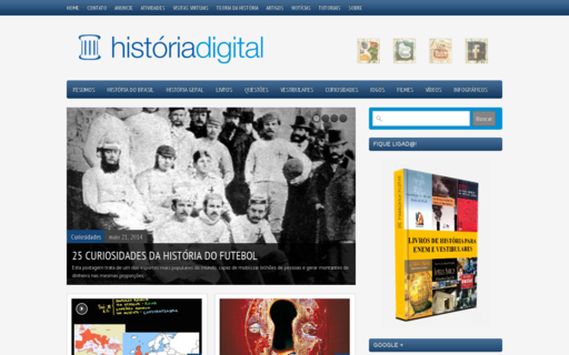 Access historiadigital.org using Hola Unblocker web proxy