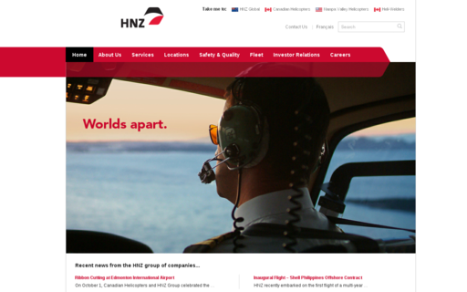 Access hnz.com using Hola Unblocker web proxy