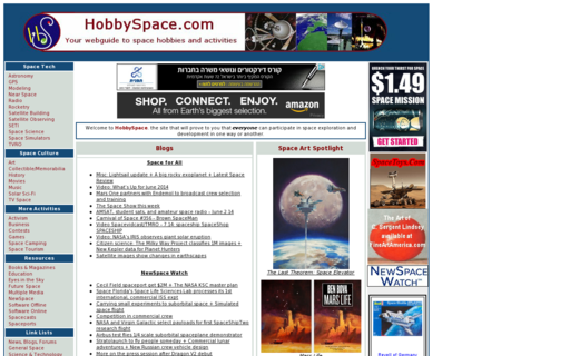 Access hobbyspace.com using Hola Unblocker web proxy