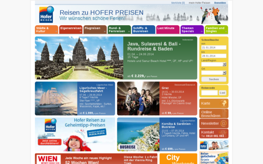 Access hofer-reisen.at using Hola Unblocker web proxy