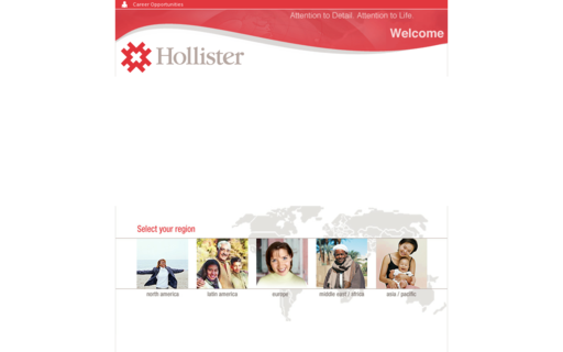 Access hollister.com using Hola Unblocker web proxy