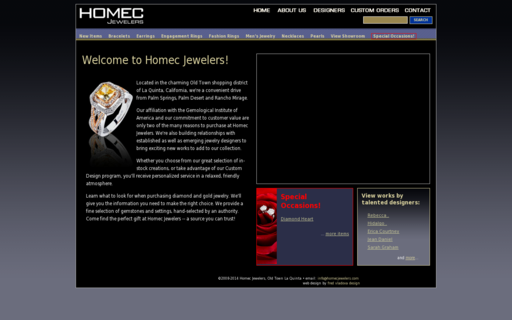 Access homecjewelers.com using Hola Unblocker web proxy