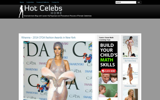 Access hotcelebshome.com using Hola Unblocker web proxy