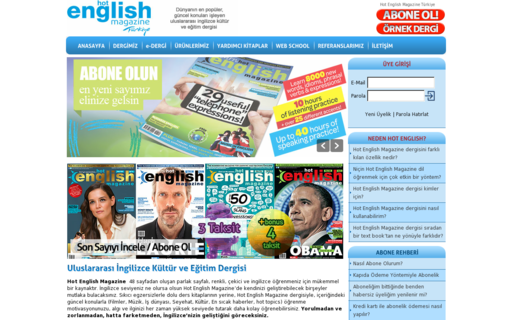 Access hotenglish.com.tr using Hola Unblocker web proxy