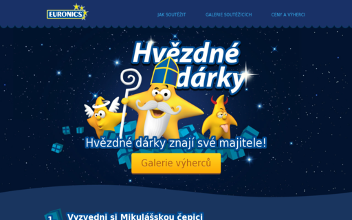 Access hvezdnedarky.cz using Hola Unblocker web proxy