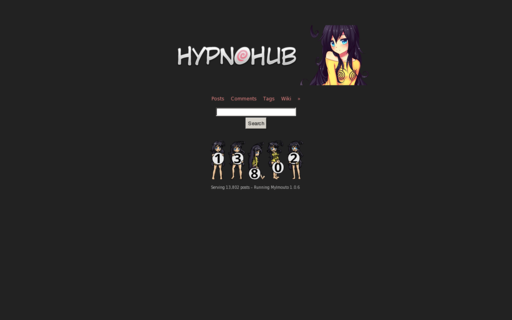 Access hypnohub.net using Hola Unblocker web proxy