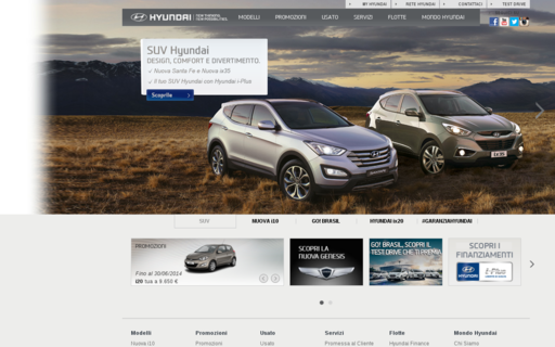 Access hyundai.it using Hola Unblocker web proxy
