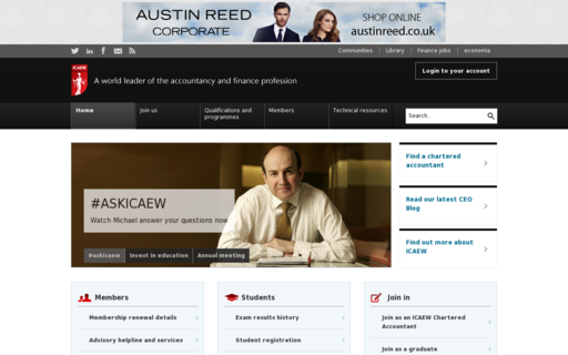 Access icaew.com using Hola Unblocker web proxy