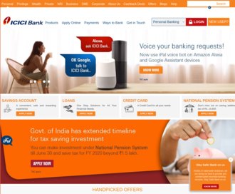 Access icicibank.com using Hola Unblocker web proxy
