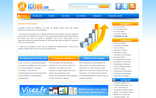 Access iciseo.com using Hola Unblocker web proxy