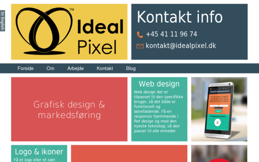 Access idealpixel.dk using Hola Unblocker web proxy