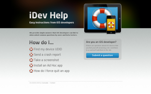 Access idevhelp.com using Hola Unblocker web proxy
