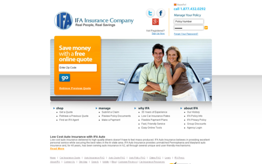 Access ifaauto.com using Hola Unblocker web proxy