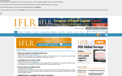 Access iflr.com using Hola Unblocker web proxy