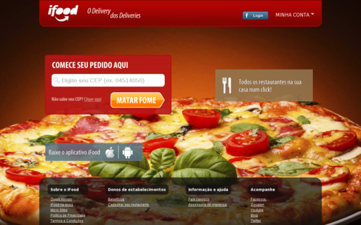 Access ifood.com.br using Hola Unblocker web proxy