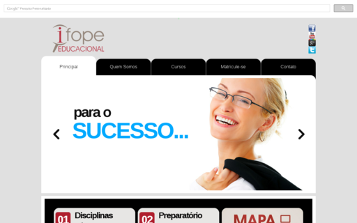 Access ifope.com.br using Hola Unblocker web proxy