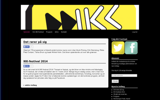 Access ikkfestival.dk using Hola Unblocker web proxy