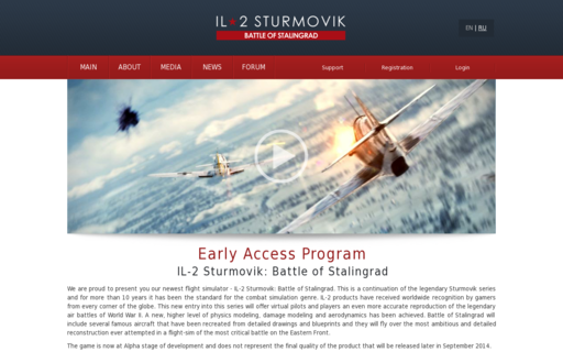 Access il2sturmovik.com using Hola Unblocker web proxy