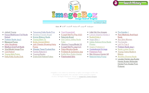 Access imagesbox.com using Hola Unblocker web proxy