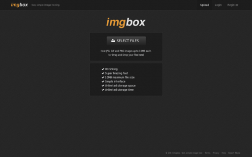 Access imgbox.com using Hola Unblocker web proxy