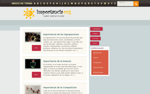 Access importancia.org using Hola Unblocker web proxy