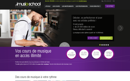 Access imusic-school.com using Hola Unblocker web proxy