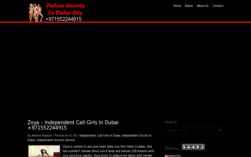 Access indianescortindubaicity.com using Hola Unblocker web proxy