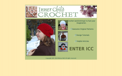 Access innerchildcrochet.com using Hola Unblocker web proxy